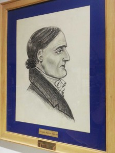 Simeon Perkins Portrait