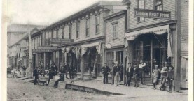 Liverpool Main Street 1891