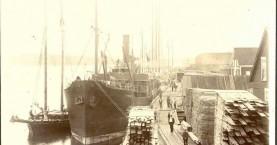 Liverpool Town Wharf (Stenpro side)