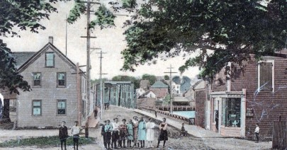 Bristol Avenue, Liverpool, NS-postcard