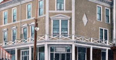 Hotel Mersey, Liverpool, NS