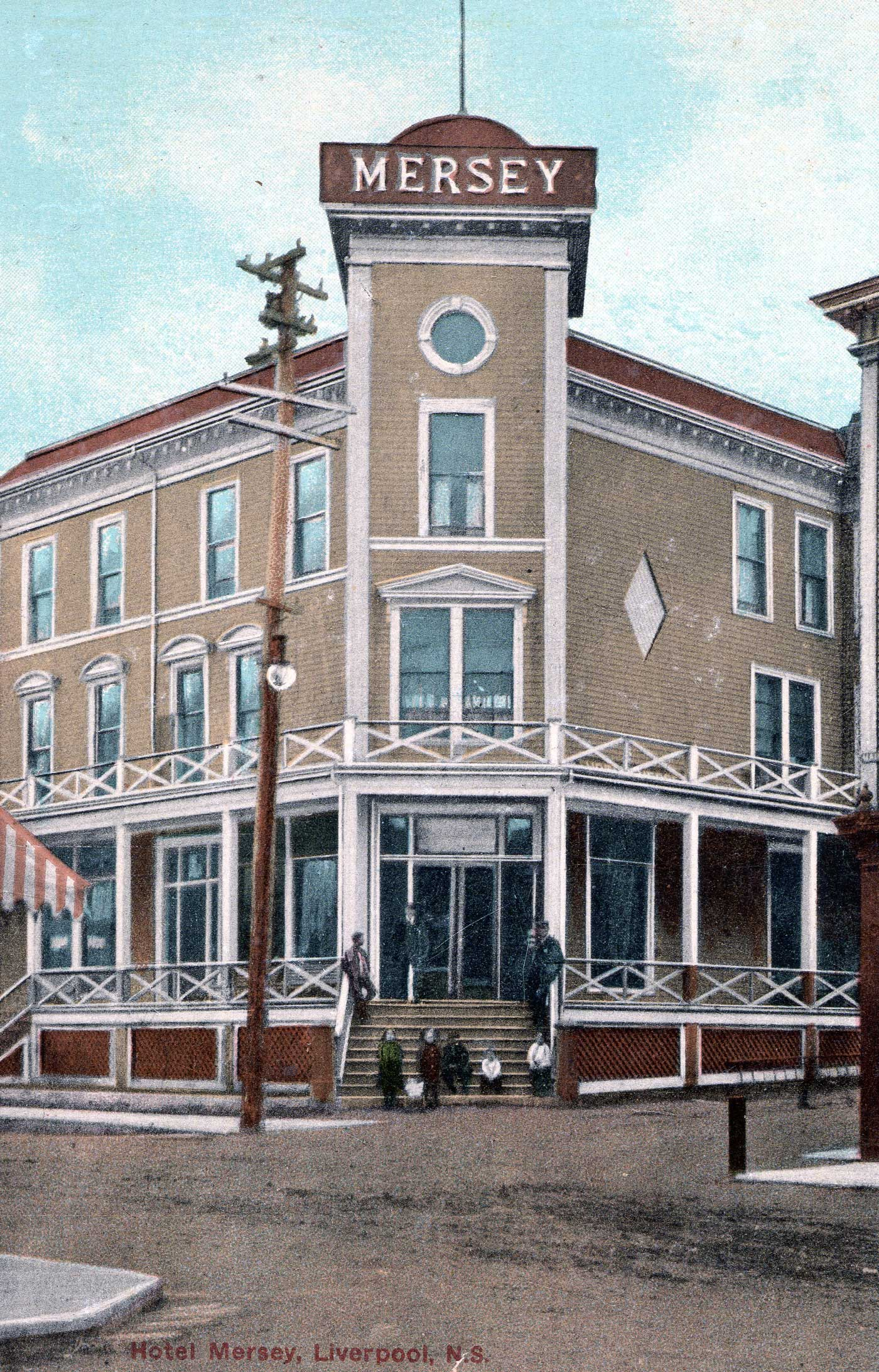 Hotel Mersey, Liverpool, NS