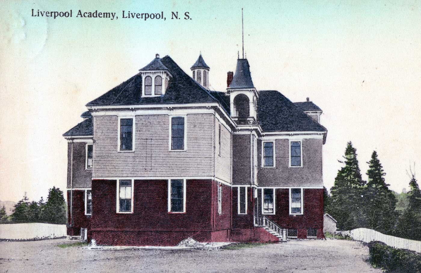 Liverpool Academy, Liverppol, NS