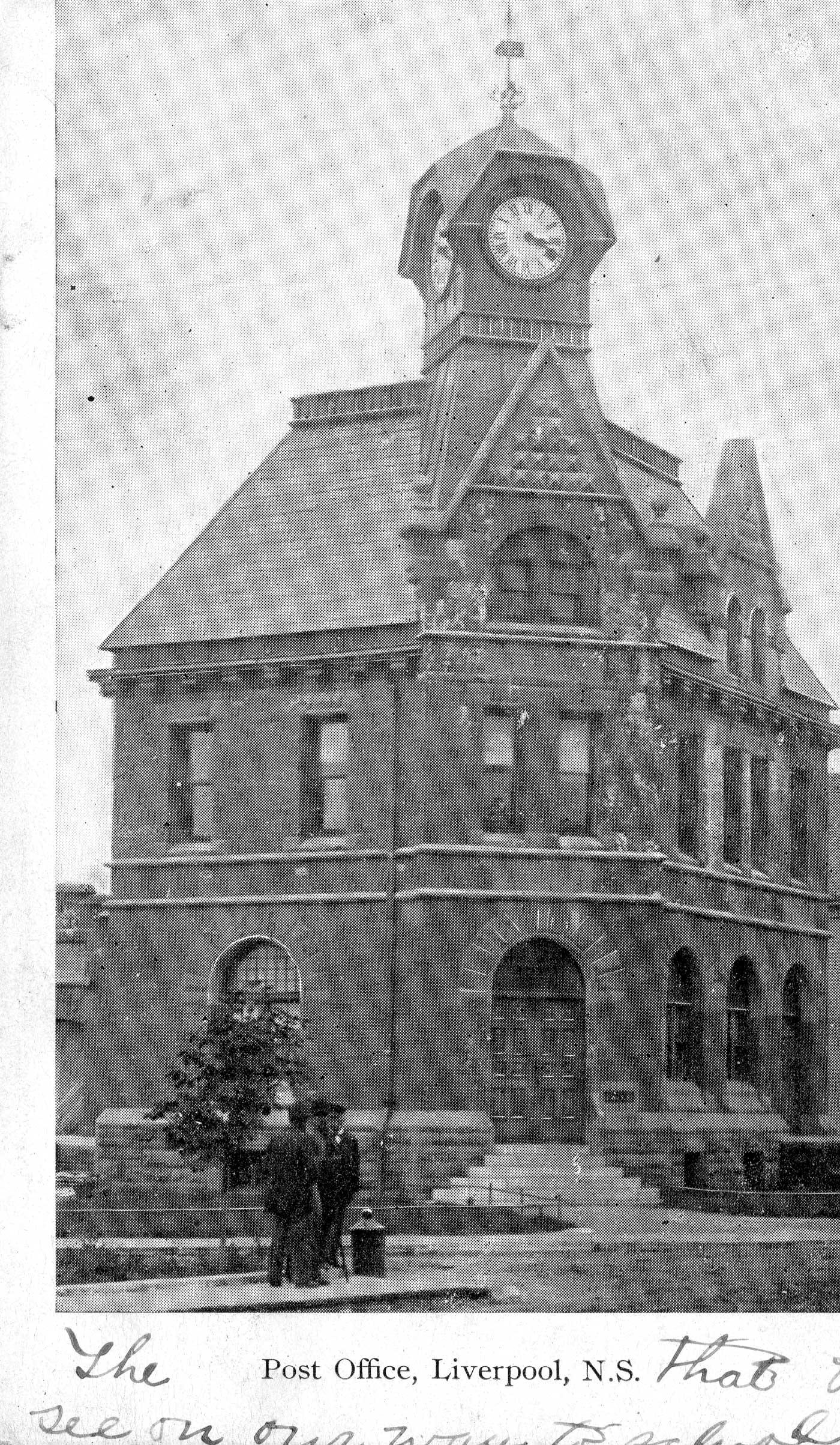 Liverpool Post Office, Nova Scotia