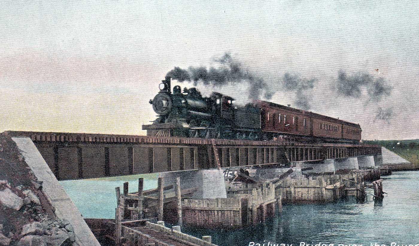 Liverpool Railway Bridge