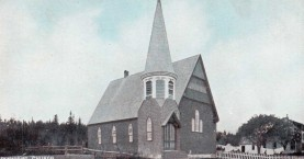 Methodist Church, Port Mouton, NS
