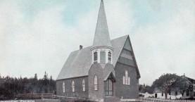 Methodist Church, Port Mouton, NS