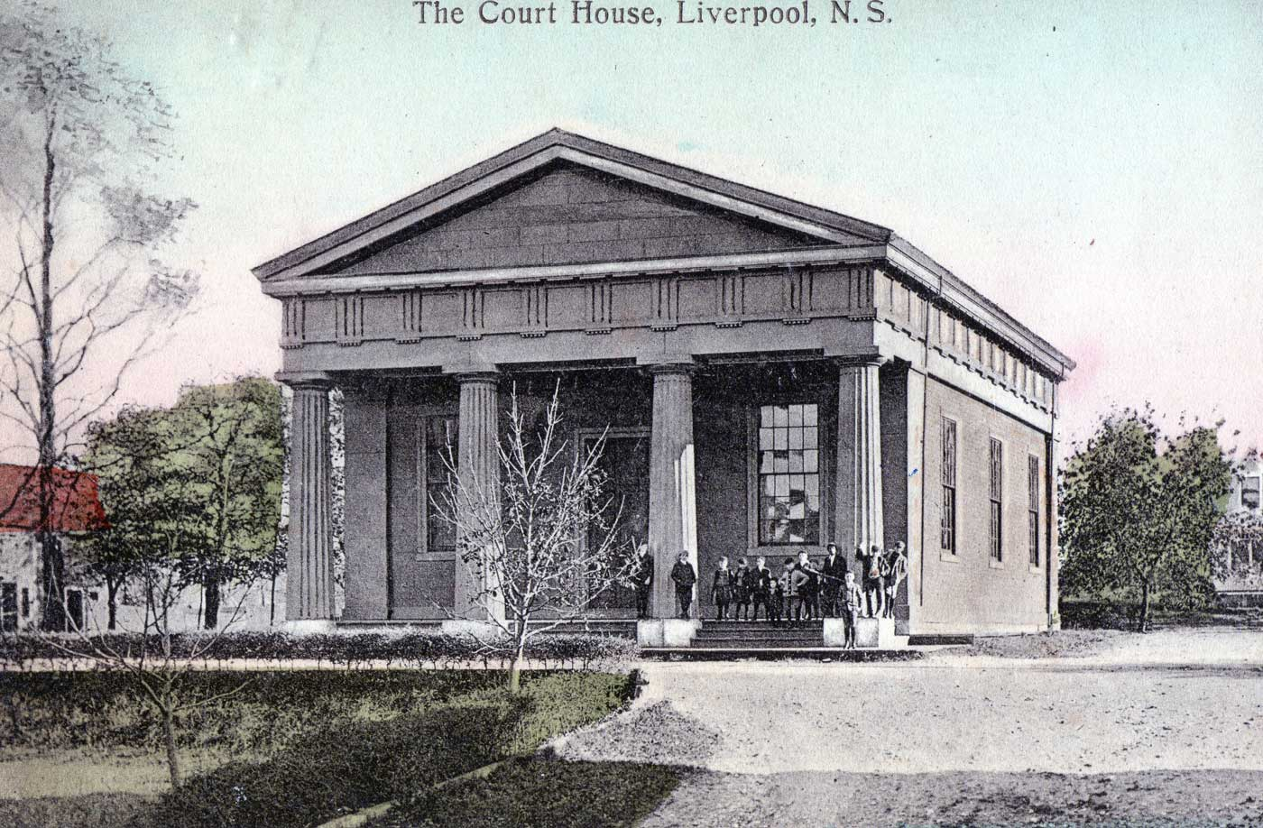 The Courthouse, Liverpool, NS