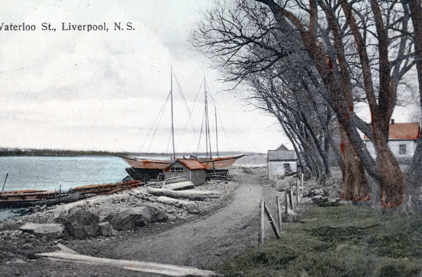 Waterloo Street, Liverpool, NS