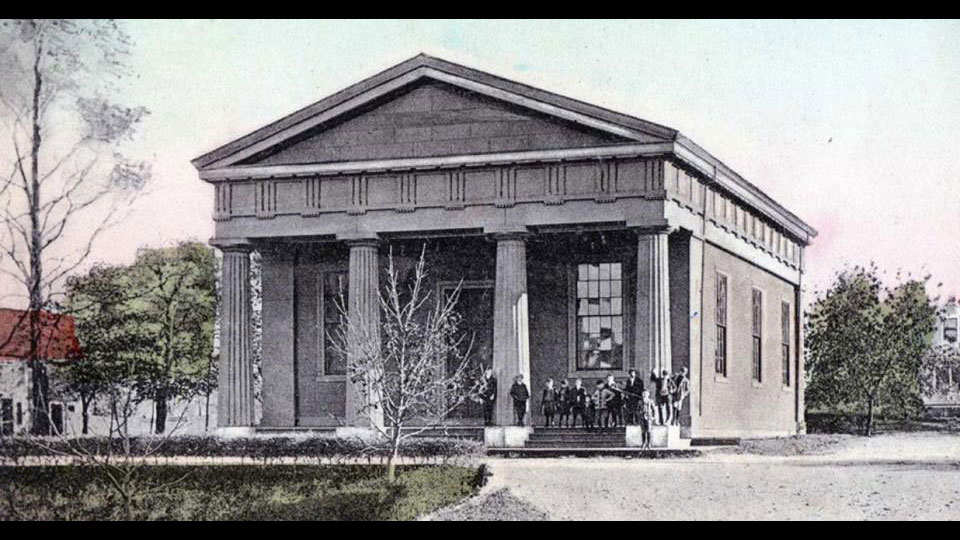 Museum of Justice : Historic Postcard