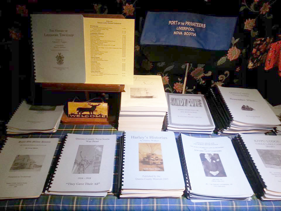 Publications of local and historical interest for sale