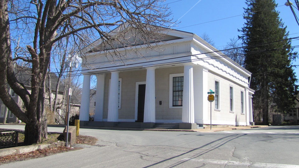 Queens Museum of Justice, 137 Church Street, Liverpool, NS