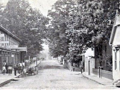 Main Street Liverpool - archival photo - pre 1900
